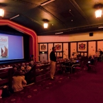 \'Red Sails\' screening at the Royal Cinema, Faversham